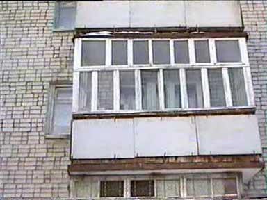 Тот самый балкон...